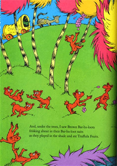 the lorax dr seuss revisited and revised zinn