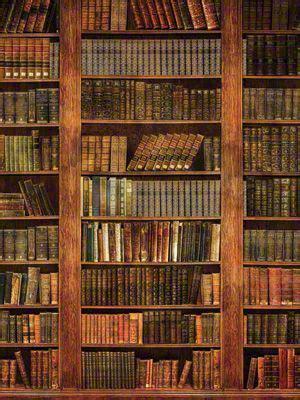 rustic bookcase backdrop great  senior portraits