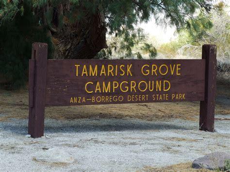 Tamarisk Grove Cabins by Description Of A Bike Ride Around The Anza Borrego Desert