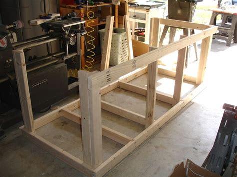 backyard shop plans backyard workshop ultimate workbench workbench