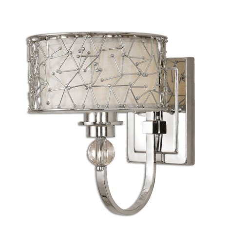 Uttermost Wall Sconces Brandon One Light Wall Sconce Uttermost 1 Light Armed Candle Wall Sconces Wall