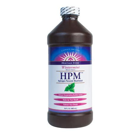 perossido di idrogeno alimentare colluttorio al perossido di idrogeno wintermint 480ml