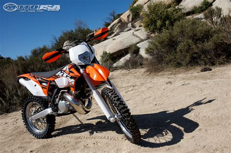2011 Ktm 250xc 2013 Ktm 250 Xc W Comparison Photos Motorcycle Usa