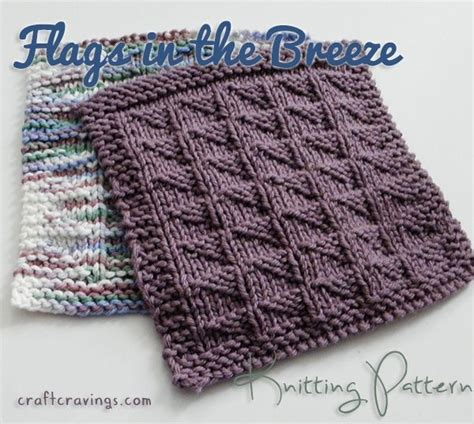 easy dishcloth knitting patterns free flags in the dishcloth pattern easy and