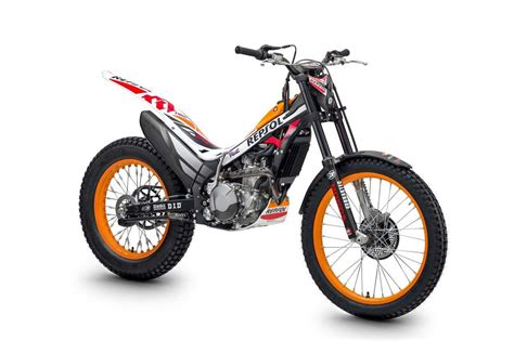 Motorrad Auspuff Unter Sitz by 2017 Montesa Cota 4rt260 Gets Quot Bng Quot Still Awesome