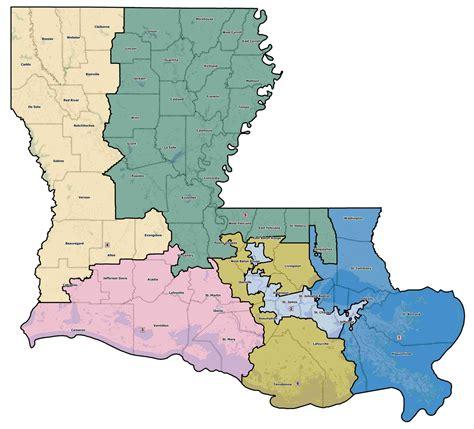 louisiana house map redistricting part iii us house jmc