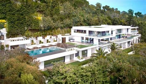 Old Florida Style House Plans 11 000 square foot newly built modern mansion in cannes