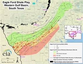 Eagle Ford The Blessing That Is The Eagle Ford Shale