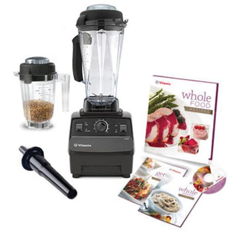 Kitchen Collections Appliances Small vitamix 5200 blender super package free shipping