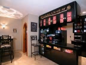 Kitchen Snack Bar Ideas by Home Theatre Snack Bar Basement
