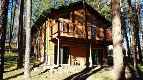 Lake Pactola Cabin Rentals by Modern Black Home Nestled In The Homeaway Rapid
