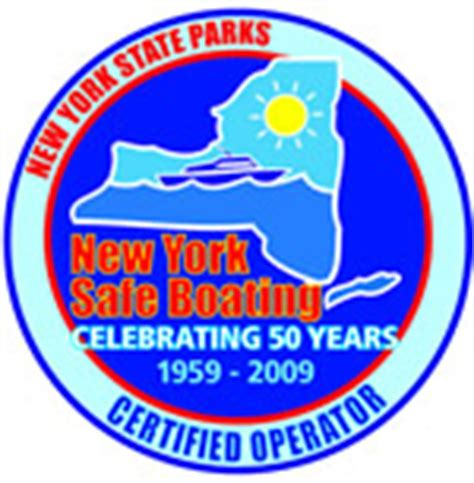 boat safety requirements ny boating education nys parks recreation historic