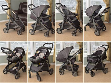 travel just got easier with the new graco modes