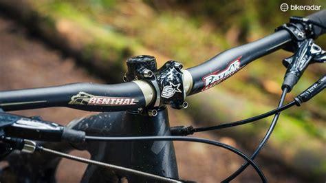 Grip Gagang Sepeda Handlebar renthal fatbar lite carbon handlebar review bikeradar