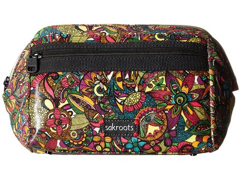 Carryall Cosmetic Sakroots sakroots artist circle carryall cosmetic slate brave beauti zappos free shipping both ways