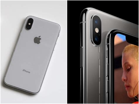 1 iphone xs apple iphone xs vs iphone x which smartphone has a better gadgets now