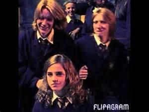 fred weasley x hermione granger