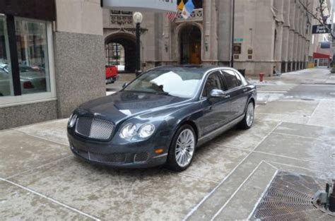 Bentley Portland Find Used 201 Bentley Continental Flying Spur Speed