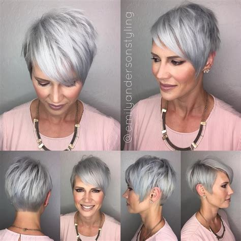how many short haircuts are there 90 classy and simple short hairstyles for women over 50