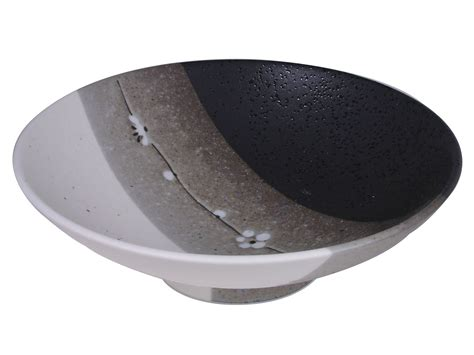 modern bowl elegantly modern and stylish cherry blossom japanese