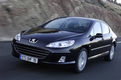 new peugeot 407 2006 peugeot 407 review top speed