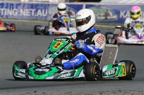 Kaos Taking Back Sunday kartsportnews competition kart racing news and