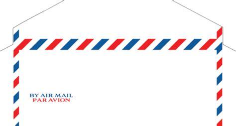 airmail envelope printable the pen pal project pensandenvelopes envelope templates