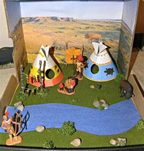 25 best ideas about dioramas on pinterest shadow box indian shoebox diorama autos post