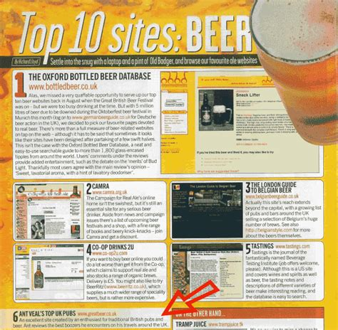 sunday times culture section ant veal s top uk pubs great beer in the press
