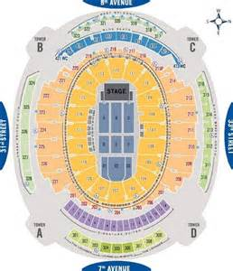 Madison Square Garden Seating Chart Great Seats » Ideas Home Design