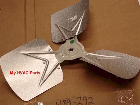 hvac condenser fan blades goodman condenser fan blades