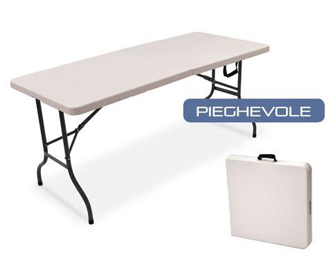 tavoli in plastica pieghevoli tavoli allungabili pieghevoli tavolo allungabile bianco