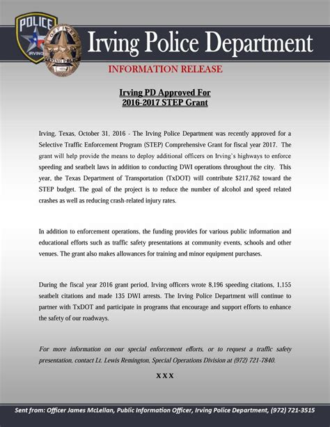 Irving Warrant Search Irving Arrests And Warrants Roster Search