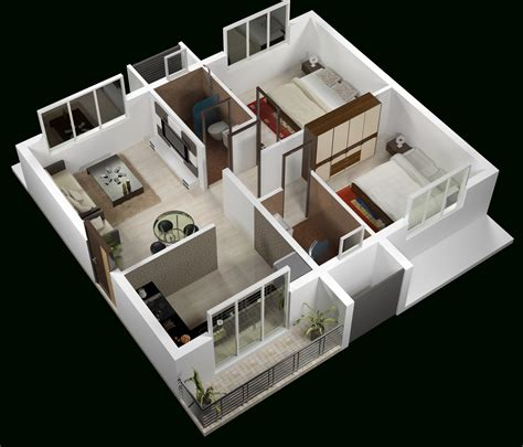600 sq ft apartment design 3d 600 square feet apartment design 600 sq ft house plan