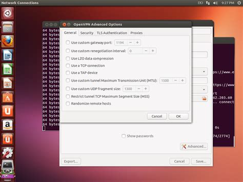 configure ubuntu server router how to configure openvpn on ubuntu linux vpn pptp sstp