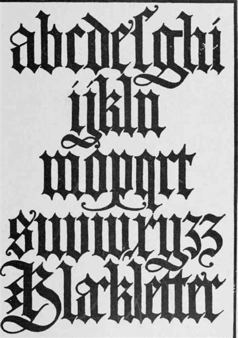 gothic letters tattoo designs lettering styles alphabet of letters