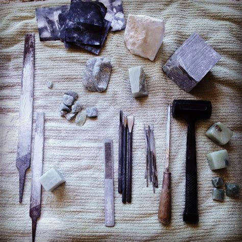 Soapstone Carving Tools 17 best ideas about carving tools on soapstone carving carving and