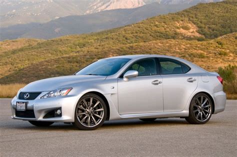 lexus isf silver review 2009 lexus is f pursues perfection might need