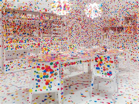 Malaysia Home Interior Design What To Expect At The Yayoi Kusama Exhibit In Washington