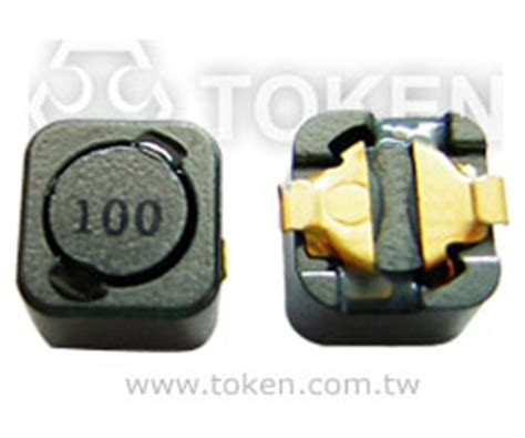token power inductors power inductor large current inductors tpsrh 62b 64b token components