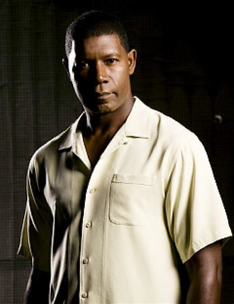 was dennis haysbert in the military inner tube new shows gain footing ny daily news