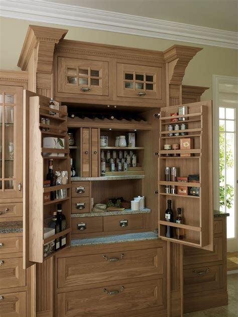 Kitchen Pantry Racks by Kitchen Range Pantry Spice Drawers Wine Racks Pull Out