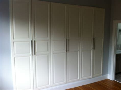 ikea customizable wardrobes pax built ins the doors ikea hackers ikea hackers