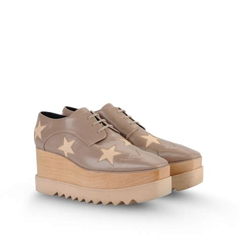 stella mccartney sneakers stella mccartney elyse shoes in lyst
