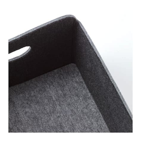 Besta Box by Best 197 Box Grey 25x31x15 Cm Ikea
