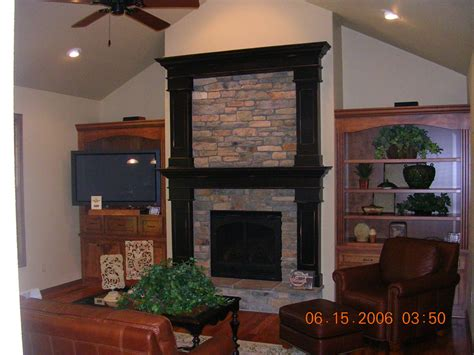 fireplace mantels in plover wi