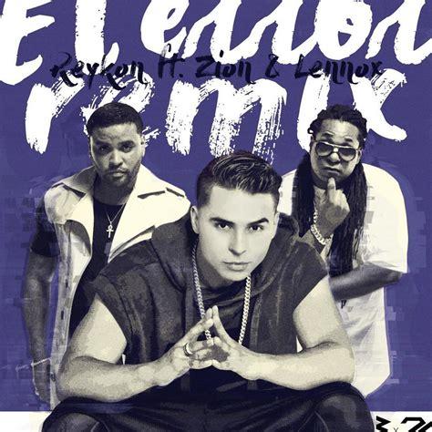 zion y lennox karol g reykon presenta remix de su 233 xito el error junto a zion
