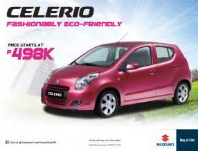 Suzuki Philipines Ertiga 1 2 And Celerio Suzuki Philippines