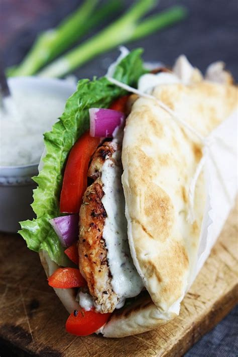 cucina greca pita ricetta pita gyros