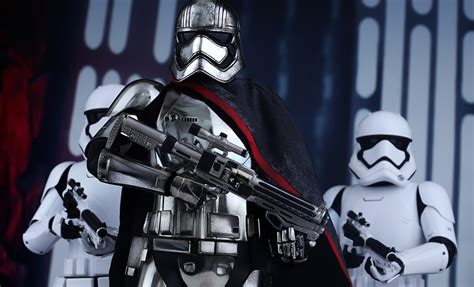 Converge Wars Captain Phasma deal a day 2017 december 13th edition sideshow collectibles